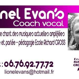 Coaching vocal Pédagogie Richard Cross avec Lionel Evan's