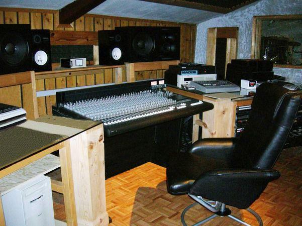 studio d 39 enregistrement professionnel murzelen 3034. Black Bedroom Furniture Sets. Home Design Ideas