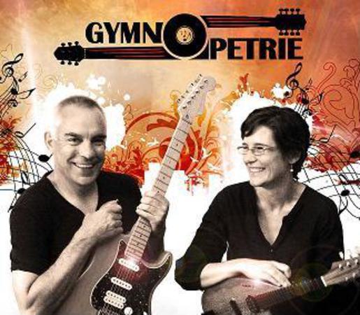 Gymnopétrie, mandoline-guitares électriques