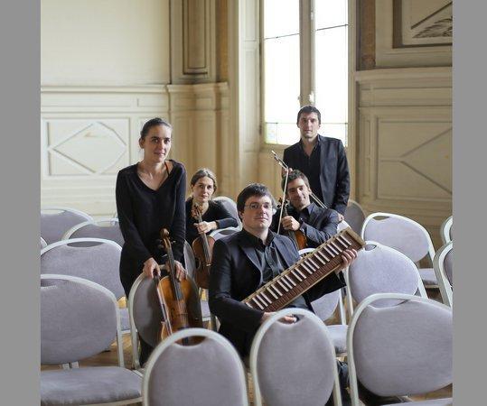Tour d'Europe en 5 concertos
