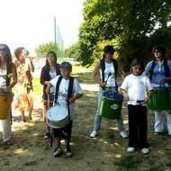 ateliers de percussions Brésiliennes