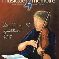 festival Musique et Mémoire 2017