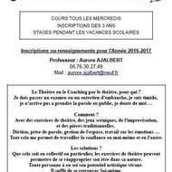 Rentrée 2016-2017 théâtre-danses bretonnes