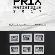Concours : Prix artistique 2017 de la Ville de Tournai