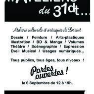 Ateliers artistiques et culturels du 31dt