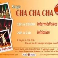 Stage de Cha Cha Cha avec Patricia