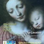 Concert de musique baroque sacrée du 17ème siècle. MOTETS A LA VIERGE MARIE.