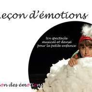 Leçon d'émotions, douceur baroque pour la petite enfance, à partir de 6 mois!