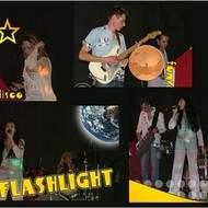 FLASHLIGHT l'ambiance disco/funk pour tous vos évènements!