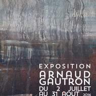 Exposition Arnaud Gautron
