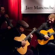 Rodolphe RAFFALLI trio – hommage à Georges BRASSENS - Jazz manouche