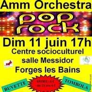 CONCERT POP-ROCK AMM ORCHESTRA