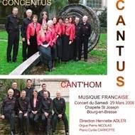 CANTUS-société des concerts