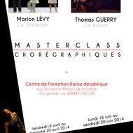 Masterclass chorégraphiques - Marion LÉVY & Thomas GUERRY