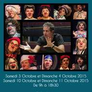 Stage de Clown avec Marcelo Katz (professeur argentin)