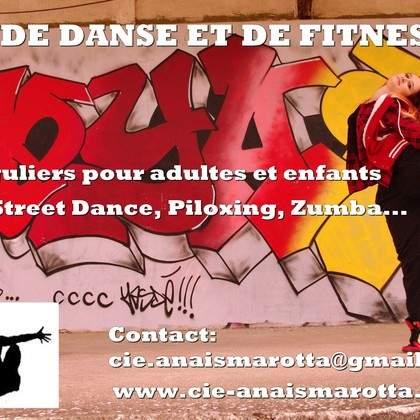 """Association de Danse et de fitness """" CIE AM""""   ouvre ses portes à la Chapelle La Reine"""