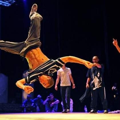 Hip hop Breakdance liège Rocourt