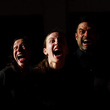AH/HA / Lisbeth Gruwez
